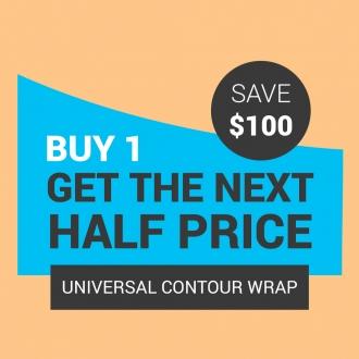 Universal Contour Wrap Specials