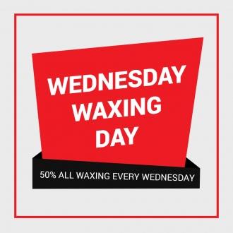 Waxing Specials