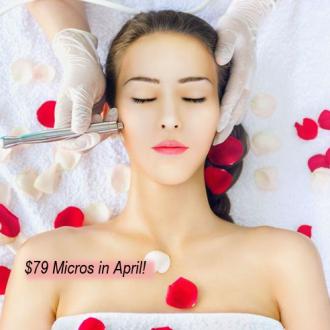 Micros in April